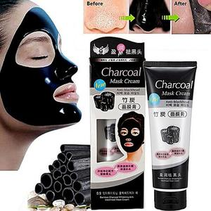 Charcoal Mask Cream AntiBlackhead - BlackHurry up! Sales Ends in