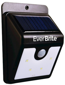 Big Mart - Ever Brite Motion-Activated Solar Power LED Light - MultiHurry up! Sales Ends in