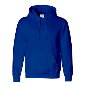 Onshoponline - Cotton Plain Hoodie For Men - Royal BlueHurry up! Sales Ends in