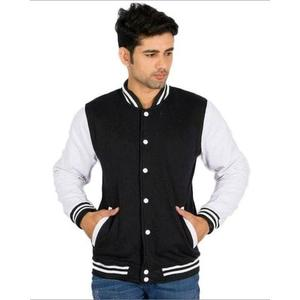 The Ajmery - Varsity Baseball Jacket - BlackHurry up! Sales Ends in