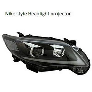 Headlamps Nike Style Toyota Corolla - 2014-2017 - MulticolorHurry up! Sales Ends in