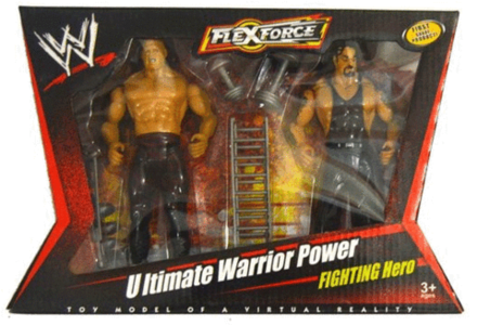 Quick Shopping - WWE Flexforce Action Figures - Pack of 2 - MulticolorHurry up! Sales Ends in