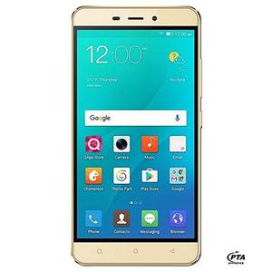 QMobile Noir J7 - 3GB RAM - 32GB ROM - 4G LTE - GoldHurry up! Sales Ends in