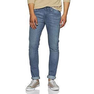Slim Fit Jeans For Men - Light BlueHurry up! Sales Ends in