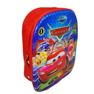 3-D Cartoon Characters Small Cars School Bag 725 - 203561Hurry up! Sales Ends in