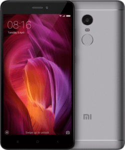 Mi Note 4 - 5.5 - 3GB - 32GB - 13MP - 4G - Dark GreyHurry up! Sales Ends in