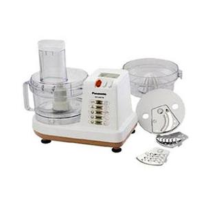 Panasonic Food Processor Mk-5086M - WhiteHurry up! Sales Ends in
