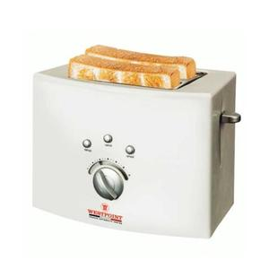 Westpoint - Deluxe 2 Slice Pop-Up Toaster - WF-2540 - WhiteHurry up! Sales Ends in