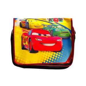 Planet X - Cars Lightning McQueen School File Bag - BlackHurry up! Sales Ends in