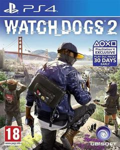 Sony - Watch Dogs 2 For PlayStation 4 - Ubisoft - Gaming CDHurry up! Sales Ends in