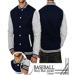 Baseball Jacket - BlueHurry up! Sales Ends in