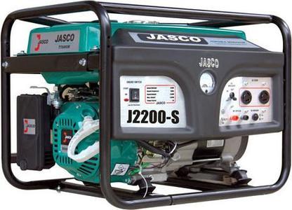 Jasco - Jasco Generators J-2200 -  (Max Output 1.5 KW) - BlackHurry up! Sales Ends in