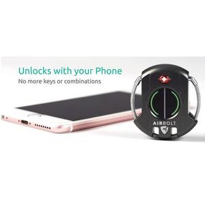 AirBolt - Bluetooth enabled Smart Lock - GreyHurry up! Sales Ends in