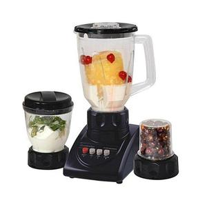 Cambridge 3 in 1 Juicer Blender & Sauce Maker With Dry Mill - BL2066 - BlackHurry up! Sales Ends in