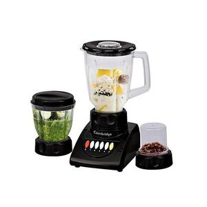 Cambridge 3 In 1 Juicer Blender & Sauce Maker With Dry Mill 250W - BL2106 - BlackHurry up! Sales Ends in