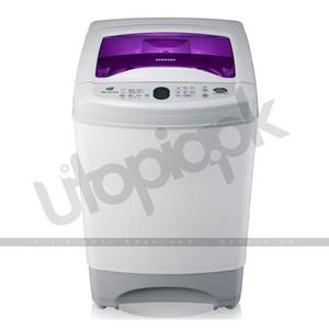 Samsung - Top Load Fully Automatic Washing Machine - 9.0 KG - WA90F5S2UWW/LA - WhiteHurry up! Sales Ends in