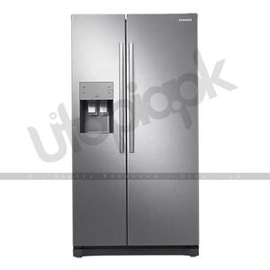 Samsung - Refrigerator - RS50N3613S8 - SilverHurry up! Sales Ends in