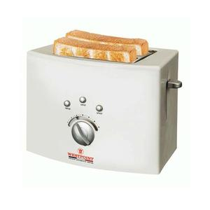 Westpoint - 2 Slice Toaster - WF-2540 - WhiteHurry up! Sales Ends in