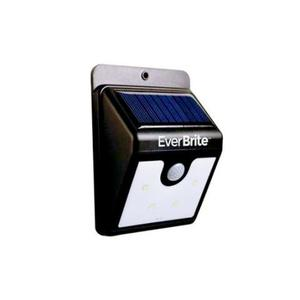Hanif Electronics - Solar Outdoor LED Light - BlackHurry up! Sales Ends in