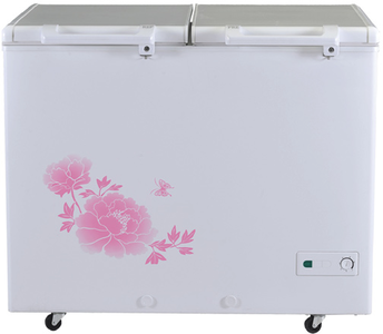 Haier - Deep Freezer HDF325HR - WhiteHurry up! Sales Ends in