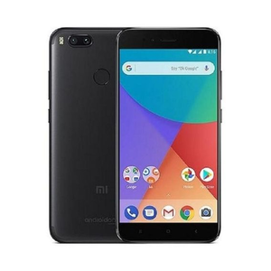 MI - A1 - Android One - 5.5 - 4GB RAM - 32GB ROM - Fingerprint Sensor - BlackHurry up! Sales Ends in