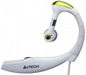 A4TECH - Headphone - Wired In-Ear - HS-12 - White (Brand Warranty)Hurry up! Sales Ends in