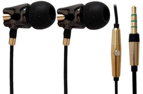 A4TECH - HD Ceramic Earphone - MK-790 - Black (Brand Warranty)Hurry up! Sales Ends in