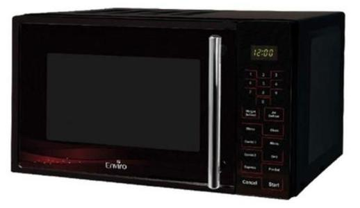 Enviro - Microwave Oven ENR-23XDG3 - 23L - BlackHurry up! Sales Ends in