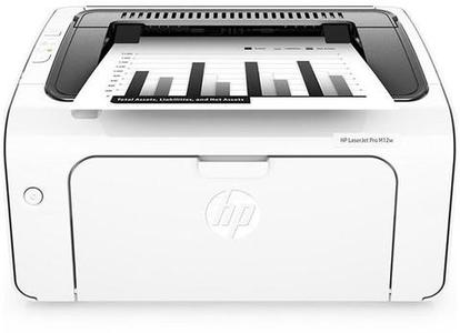 HP - M12w LaserJet Pro Wireless Laser Printer - WhiteHurry up! Sales Ends in