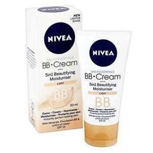 BB Cream 5 In 1 Beautifying Moisturizer 50ml - LightHurry up! Sales Ends in