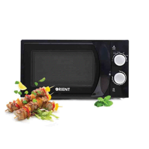 Orient - 20L Solo Type Microwave Oven Mint 20M - BlackHurry up! Sales Ends in