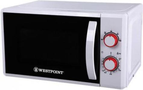 WestPoint - WF-822 - Microwave Oven - 20 Liters - WhiteHurry up! Sales Ends in