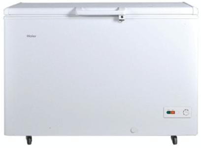 Haier - Single Door Deep Freezer - HDF-405SD - WhiteHurry up! Sales Ends in
