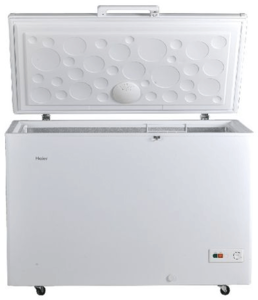 Haier - Single Door Deep Freezer - HDF-285SD - WhiteHurry up! Sales Ends in