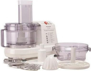Panasonic- Food Processor Set MK5086M - WhiteHurry up! Sales Ends in