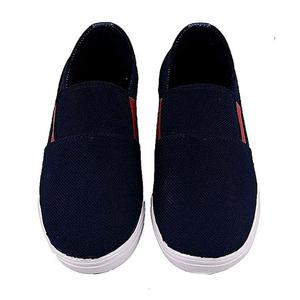 Canvas Shoes For Men - BlackHurry up! Sales Ends in