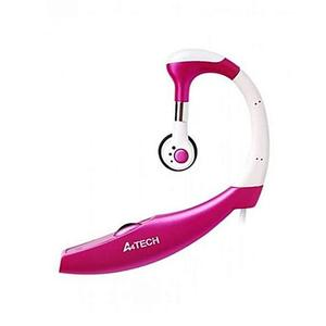 A4Tech - Wired In Ear Headphone - A4TECH HS-12 - PinkHurry up! Sales Ends in