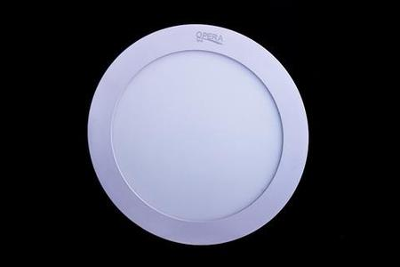 Opera Lights - New Round LED Panel Light 15W - Z-44/Z-45 - WhiteHurry up! Sales Ends in