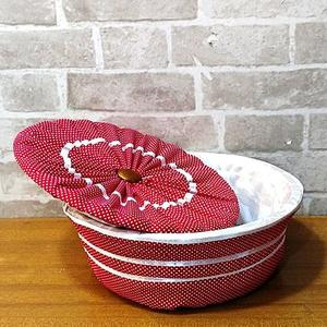 3 Piece Roti Hot Pot Basket - Multi DesignsHurry up! Sales Ends in