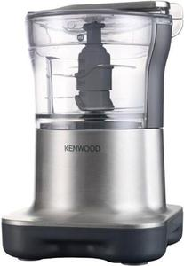 Kenwood - Brushed Aluminium Quad Blade Chopper - CH-250 - SilverHurry up! Sales Ends in