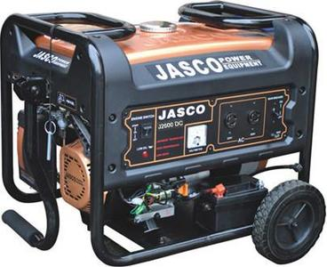 Jasco - Jasco Generators - J2600 DC (Max Output 1.5 KW) - BlackHurry up! Sales Ends in