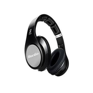 BLUEDIO R Bassy Wireless Bluetooth Headphones - BlackHurry up! Sales Ends in
