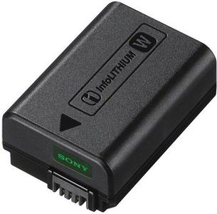 Sony - Energy & Rechargable Battery - FW-50 - BlackHurry up! Sales Ends in