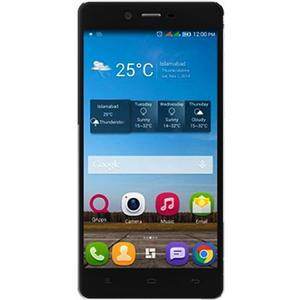 QMobile Noir E3 Dual - 5.5 Inches - 3GB RAM - 16GB ROM - BlackHurry up! Sales Ends in