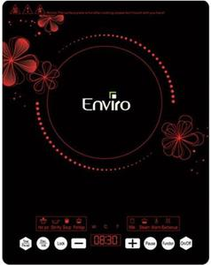 Enviro -Digital Induction Cooker - ENRIC 214A - BlackHurry up! Sales Ends in