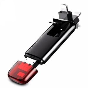 Usb - Red Obsidian Z1 Otg Disk - 64 Gb - For Iphone - RedHurry up! Sales Ends in