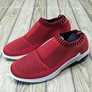 Running Shoes For Men - Red & BlackHurry up! Sales Ends in