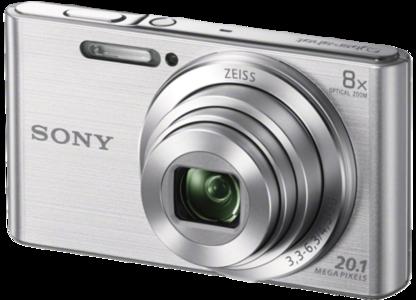 Sony - Cyber-Shot - DSC-W830 - BlackHurry up! Sales Ends in
