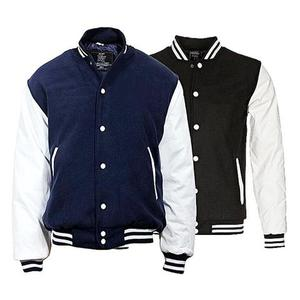 Pack Of 2 Baseball Jacket - Blue & BlackHurry up! Sales Ends in