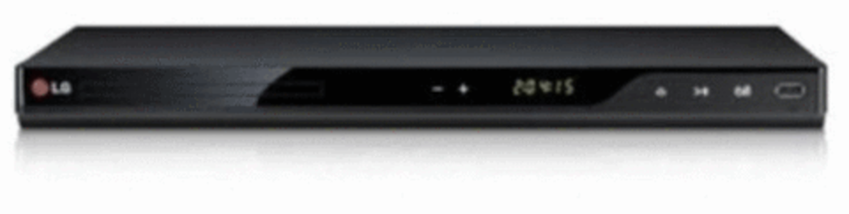 LG - DVD Player - DP842H - BlackHurry up! Sales Ends in
